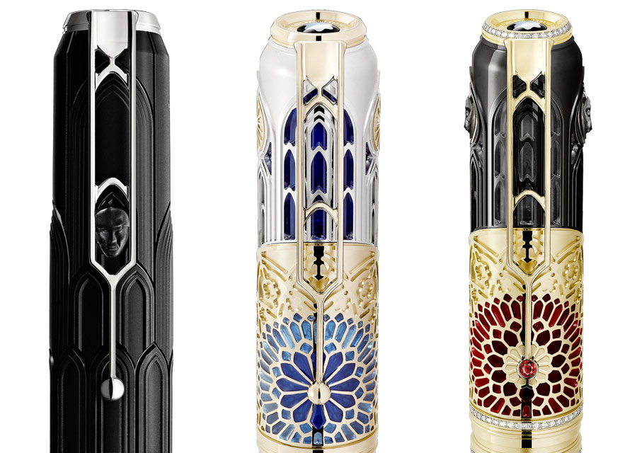 Montblanc Writers Homage to Victor Hugo