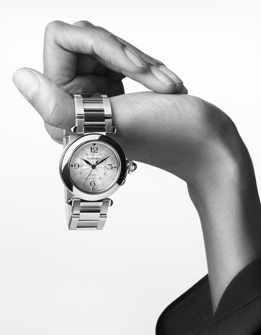Pasha de Cartier, une icône horlogère