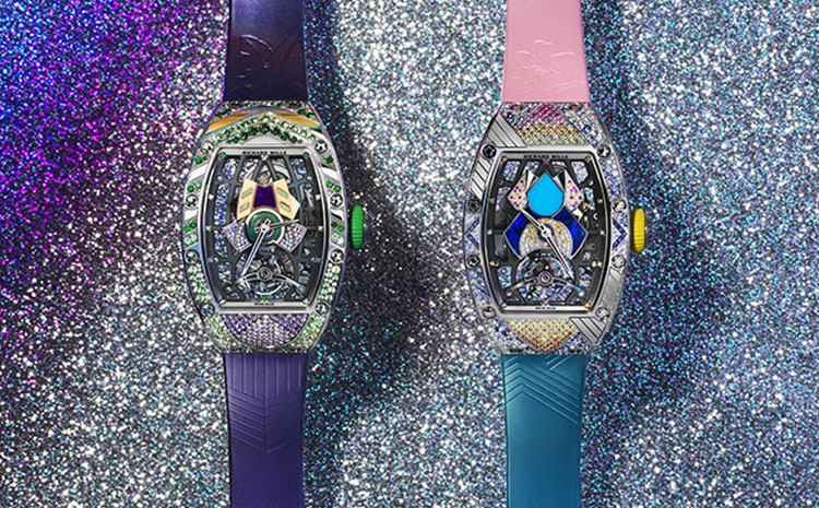 La nouvelle Richard Mille RM71-02 Tourbillon Automatique Talisman.