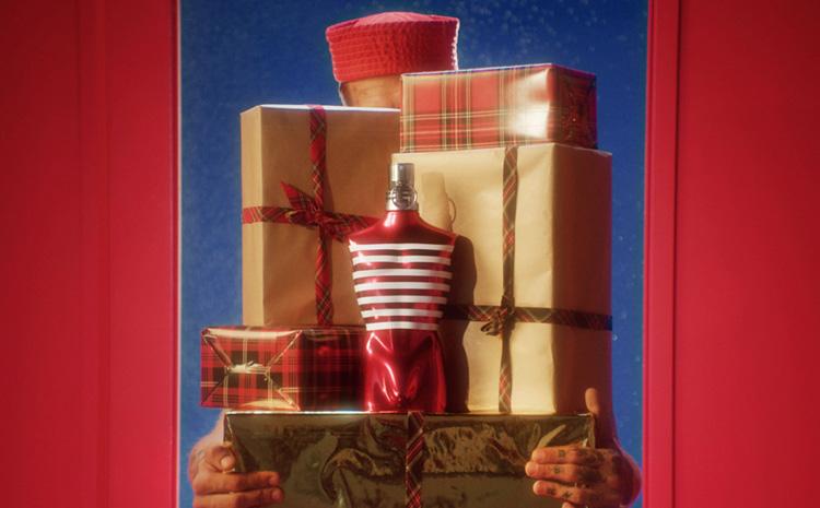 Le Noël des parfums Jean-Paul Gaultier