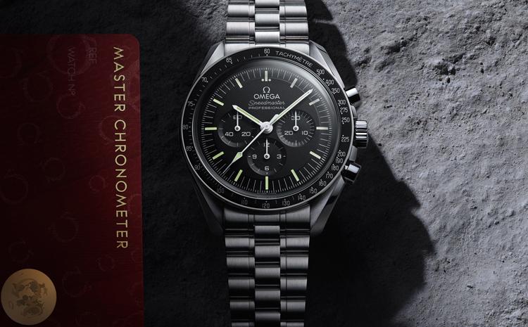 La nouvelle Omega Speedmaster Moonwatch Master Chronometer est équipée d'un calibre antimagnétique
