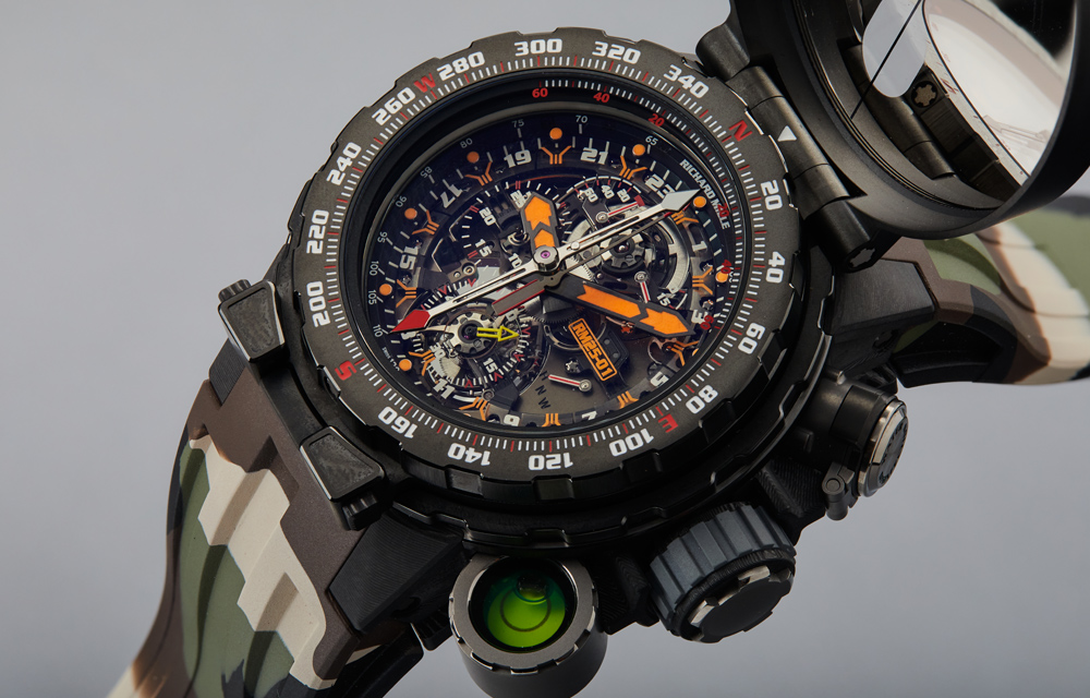 La RM 52-01 Adventurer personnelle de Sylvester Stallone