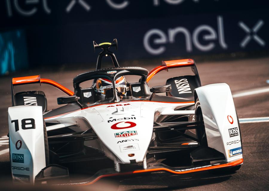 TAG Heuer et Porsche sont partenaires en Formule E depuis 2019