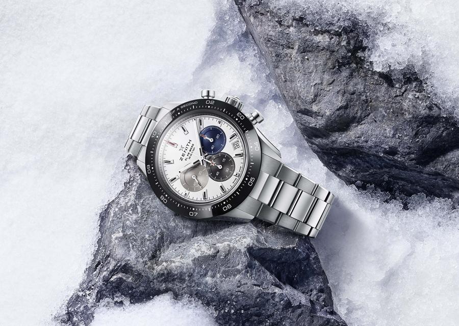 Zenith a revisité son chronographe icône El Primero pour créer le très réussi Chronomaster Sport