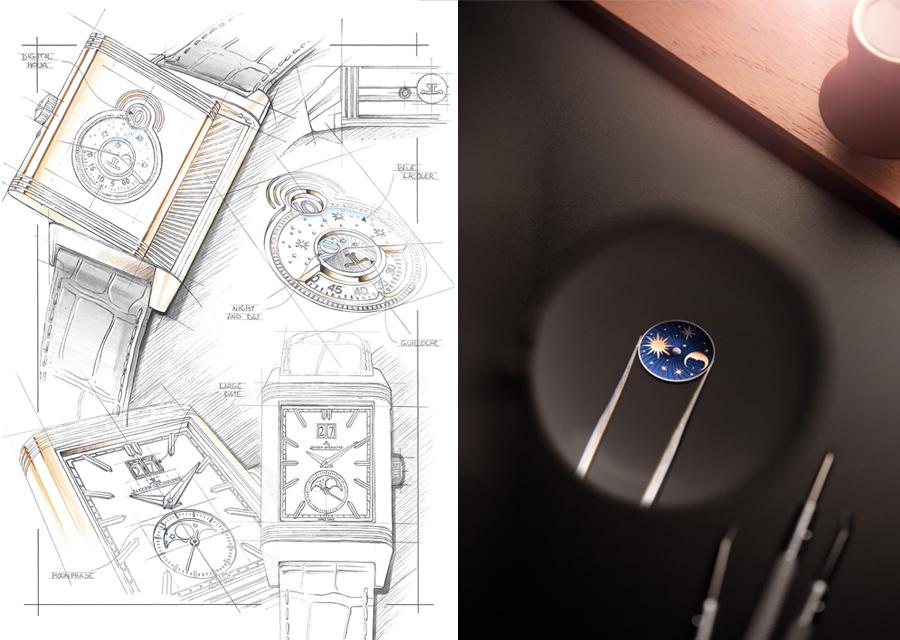 La Reverso Tribute Nonantième est une sublime pépite horlogère qui combien plusieurs subtilités mécaniques