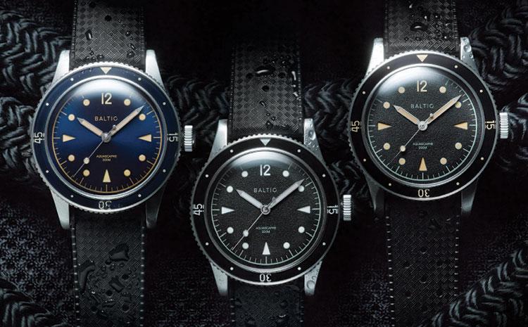 montres Baltic