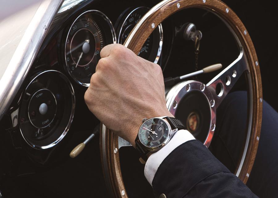 La Kanister de Reservoir rend un bel hommage à la mythique Porsche Speedster 356
