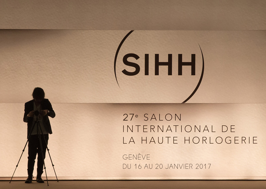 Le sihh monte en puissance et s 39 ouvre au public mywatchsite - Salon de l horlogerie ...