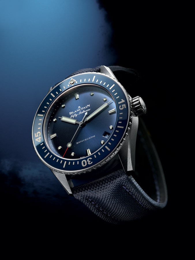 Fifty Fathoms Bathyscaphe 38 mm