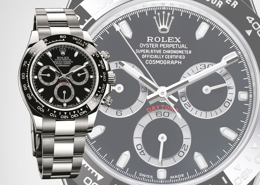 The Cosmograph Daytona - The watch for the winning time of the 24 hours of Le Mans 2017