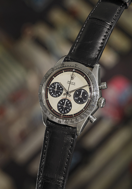Rolex Daytona of Paul Newman (reference 6239)