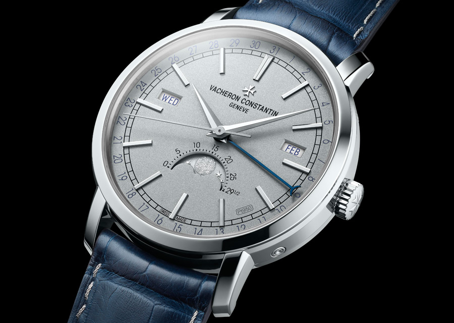 Vacheron Constantin Traditionnelle Complete Calendar Collection Excellence Platine