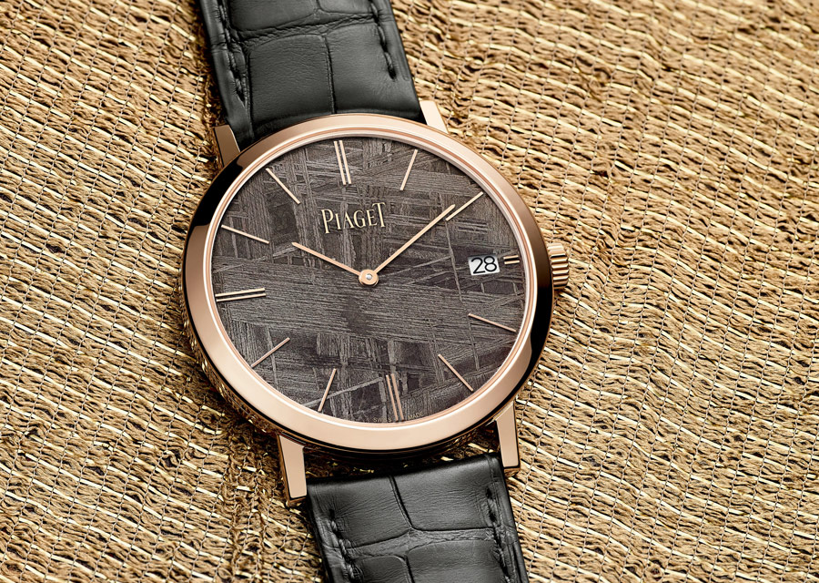 Piaget Altiplano, SIHH 2019
