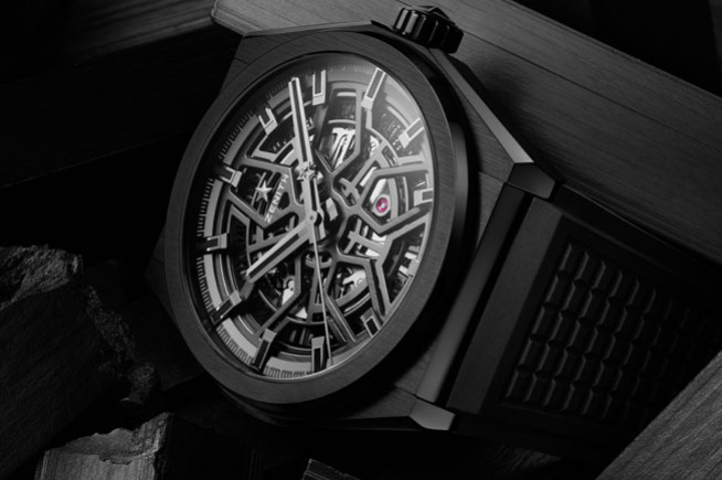 Zenith Defy Classic, back in black en 2019