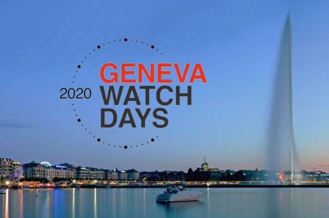 Geneva Watch Days 2020, le rendez-vous surprise !