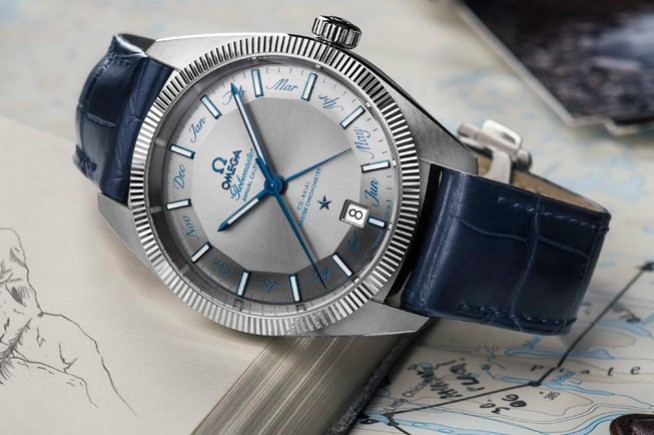 Baselworld 2016, Omega : un calendrier annuel insensible aux champs magnétiques