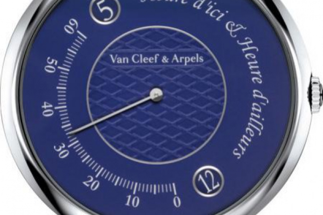Van Cleef & Arpels - Only Watch 2015