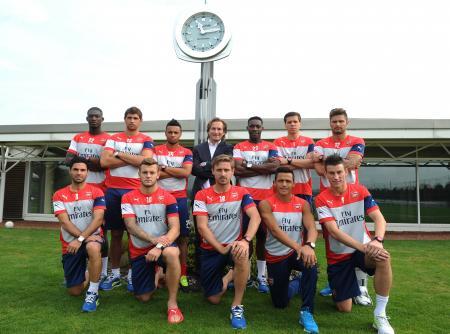 JEANRICHARD & Arsenal