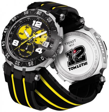 Tissot T-Race Thomas Luthi 2015