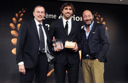 JEANRICHARD Oscars du Rugby - Juan Martin Fernandez Lobbe