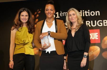 JEANRICHARD Oscars du Rugby - Sofi N'Dyiae