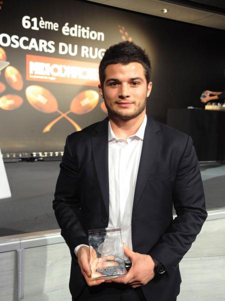 JEANRICHARD Oscars du Rugby - Brice Dublin