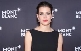 Charlotte Casiraghi, le nouveau visage de Montblanc