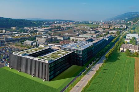 La manufacture Rolex en 2012