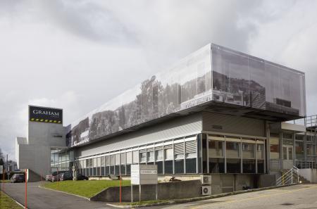 Siège de la marque située à la Chaux-de-Fonds en Suisse