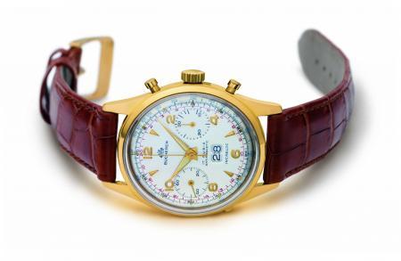 Chronographe Grande Date Incabloc - 1948