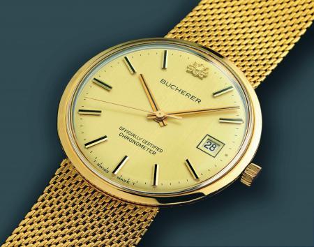 Chronomètre - 1975