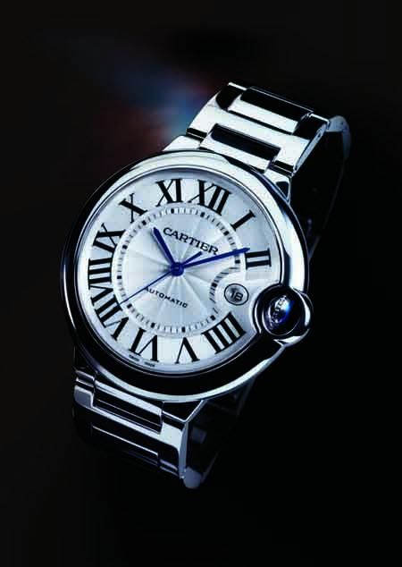 Montre Ballon Bleu de Cartier, 2007
