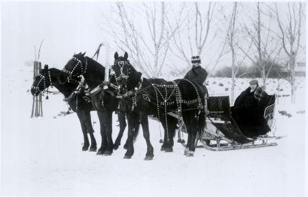 Pierre Cartier en Russie en 1904