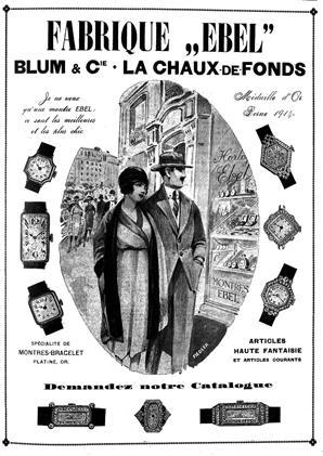 Années 1920 - Campagne publicitaire