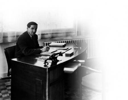 1929 - Charles Blum, fils des fondateurs, rejoint l'entreprise familiale