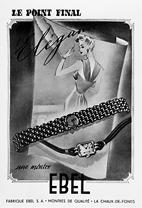 Années 1940 - Campagne publicitaire