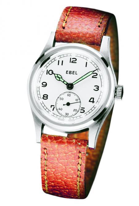 1939 - 45 - Ebel devient fournisseur officiel des montres de la Royal Air Force