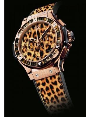 Big Bang Gold Leopard