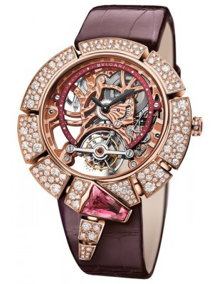 Serpenti Incantati Tourbillon Squelette