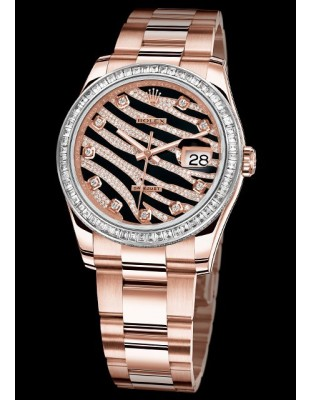 Datejust Or Everose 36 mm