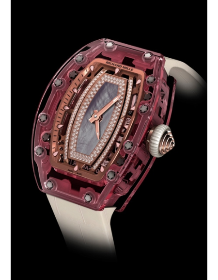 RM 07-02 Pink Lady Saphir