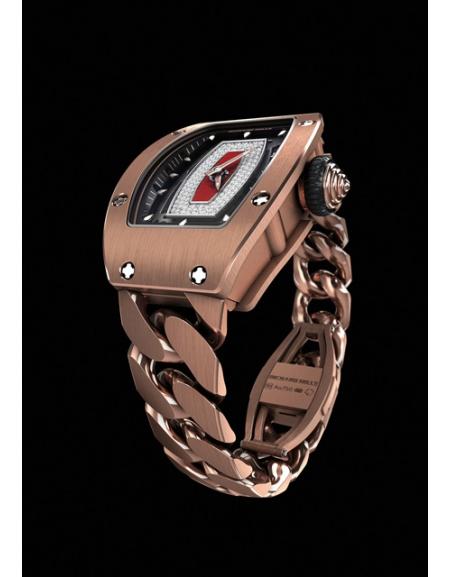RM 07-01 Bracelet Gourmette