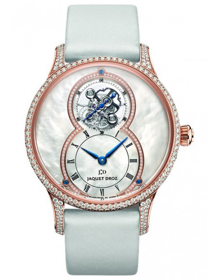 Grande Seconde Tourbillon Nacre