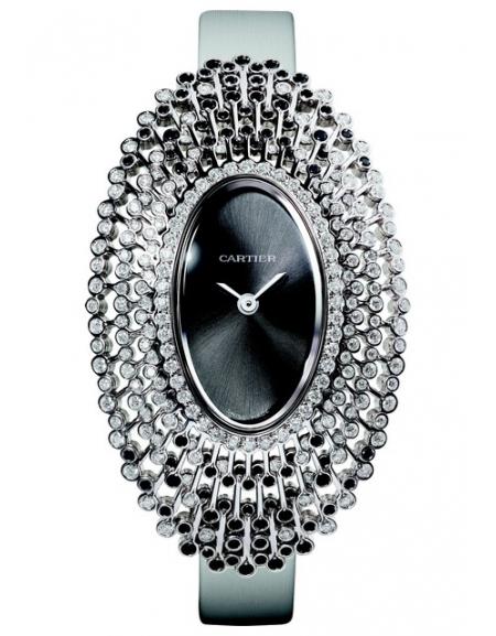 Cartier Libre Baignoire Débordante or gris diamants