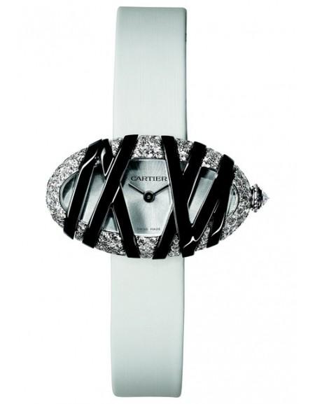 - Cartier Libre Baignoire Interdite or gris diamants