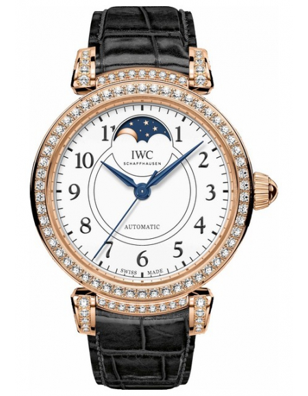 "IWC  Da Vinci Automatic Phase de lune 36 Edition ""150 years"""