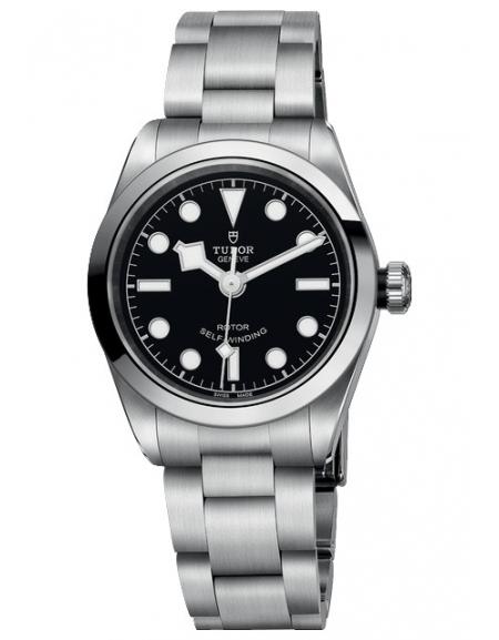 BLACK BAY 32 Cadran noir bracelet Acier