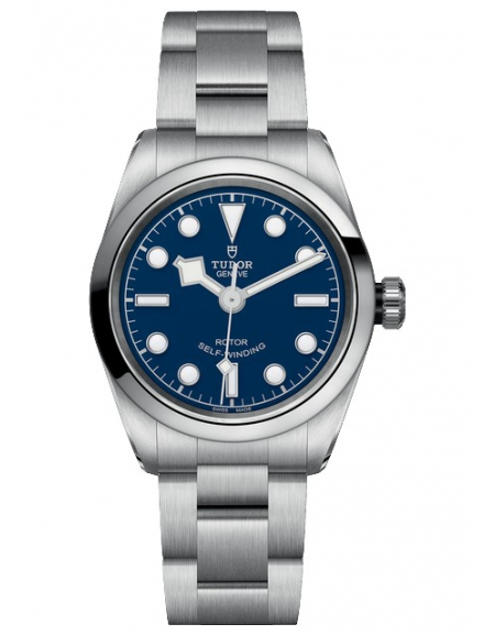 BLACK BAY 36 Cadran bleu bracelet Acier