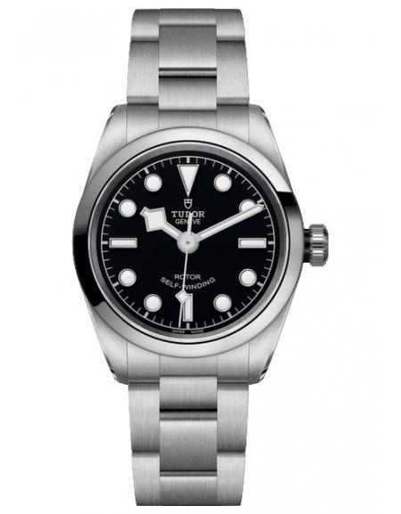 BLACK BAY 36 Cadran noir bracelet Acier