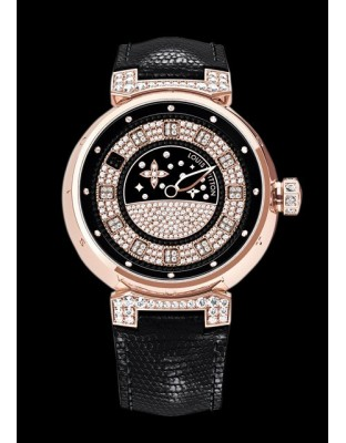 Tambour Spin Time Joaillerie